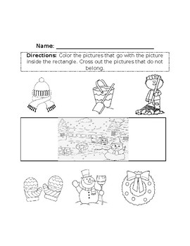 Classification with Pictures