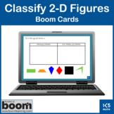 Classify 2D Figures Boom Cards