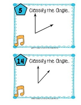 Classify Angles Boom Cards--Digital Task Cards