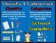 Classify & Categorize Space Race