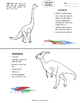 Science | Classify Dinosaurs Graphic Organizer (Worksheets & Fun Printables)