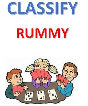 Classify Rummy