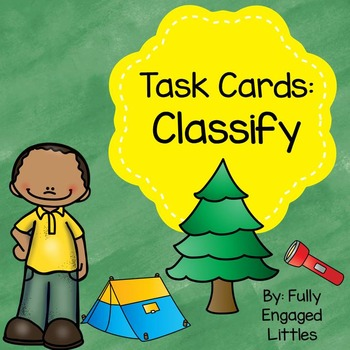 Classify Task Cards