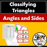 Classify Triangles by Sides and Angles