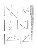 Classify Triangles by Sides