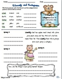Classify and Categorize Activities
