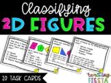 Classifying 2D Figures (STAAR TEK 4.6D; CCSS 4.G.A.2, 5.G.3 & 5.G.4)