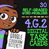 Classifying Polygons Activity ★ Self-Graded Google Classroom ★ 4.G.2 Assessment