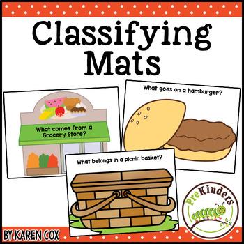 Classifying Activity Mats