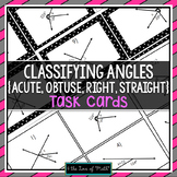 Classifying Angles: 24 Task Cards