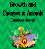 Classifying Animals (Lesson 2)