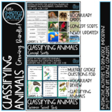 Classifying Animals Super Bundle
