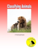 Classifying Animals -Science Informational Text - SC.3.L.15.1