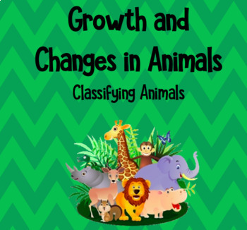 Classifying Animals Worksheets (Lesson 2)