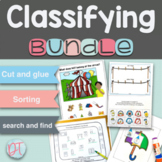 Category, Sort, & Classify for Speech Therapy | BUNDLE