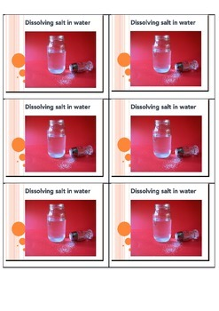 Classifying Chemical and Physical Changes