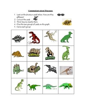 Classifying Dinosaurs