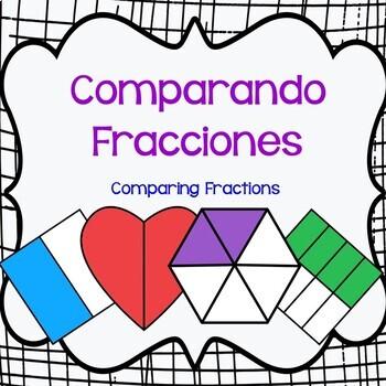 Classifying Fractions, Classificacion de Fracciones