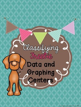 Classifying Freebie! Grade 3 Ontario Data and Graphing Center