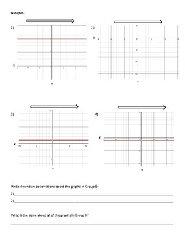 Classifying Functions- Increasing, Decreasing, Constant, and Combination
