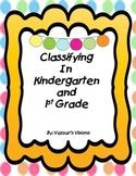 Classifying In K - 1