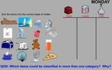 Classifying Matter Review