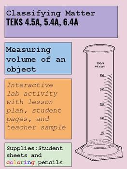 Classifying Matter: Volume
