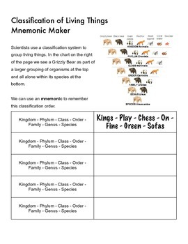 Classifying Objects In the Classroom