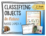 Classifying Objects Nature Walk and Lesson - 2nd Grade - N
