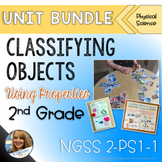 Classifying Objects Using Properties Bundle - 2nd Grade -