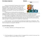 Classifying Organisms (Inquiry Lab)