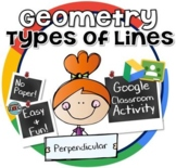 Classifying Parallel, Perpendicular, and Intersecting Lines
