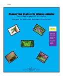 Classifying Plants for Unique Learners : COS compares physical attributes
