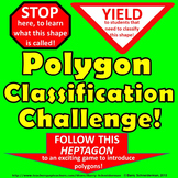 Classifying Polygons (Classification Game: Polygon Properties / Attributes)