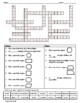 Classifying Polygons Crossword Puzzle