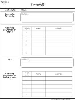 Factoring Polynomials Coloring Activity Activities Worksheet Clifying