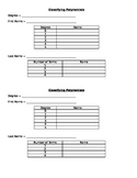 Classifying Polynomials cheat sheet