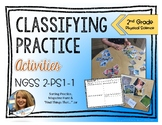 Classifying Practice Activities and Lesson - 2nd Grade - N