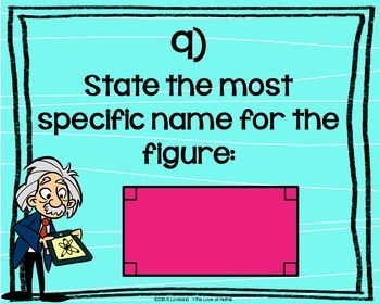 Classifying Quadrilaterals: Digital Task Cards