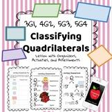 Classifying Quadrilaterals Lesson