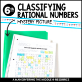 Classifying Rational Numbers: Mystery Pattern