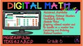 CLASSIFYING RATIONAL NUMBERS 6th grade Math MGSE6. NS.6,6a