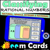 Classifying Rational Numbers (Includes Natural Numbers) |