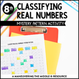 Classifying Real Numbers: Mystery Pattern