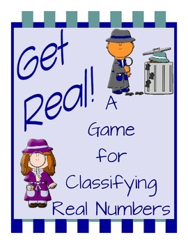 Classifying Real Numbers - Get Real Math Game