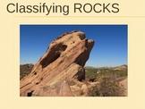 Classifying Rocks PowerPoint