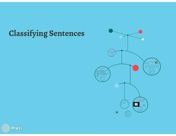 Classifying Sentences Prezi