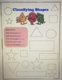 Classifying Shapes