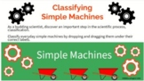 Classifying Simply Machines