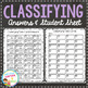 Classifying Task Cards